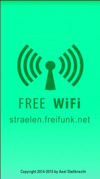 Freifunk Straelen poster