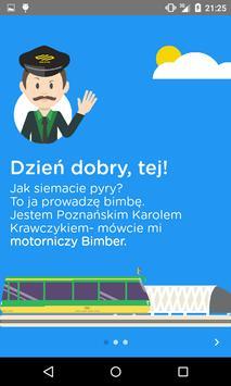 Szwendy Bimby MPK PEKA Poznań poster