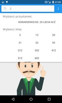 Szwendy Bimby MPK PEKA Poznań apk screenshot