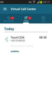 VCC Mobile App apk screenshot