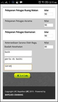 Evaluasi Selenggara Bapelkes apk screenshot