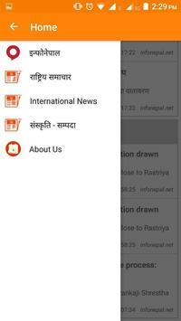 InfoNepal apk screenshot