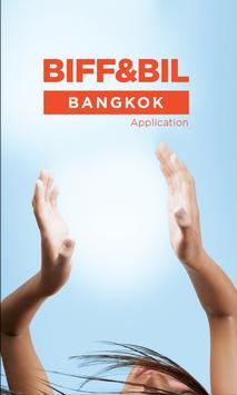 BIFF & BIL Bangkok poster