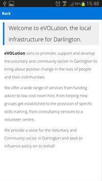 Evolution Darlington apk screenshot