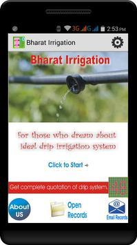 Bharat Irrigation poster