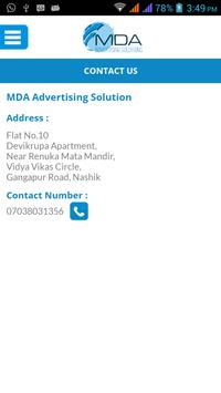 MDA Add Solutions poster