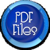 PDF Files icon