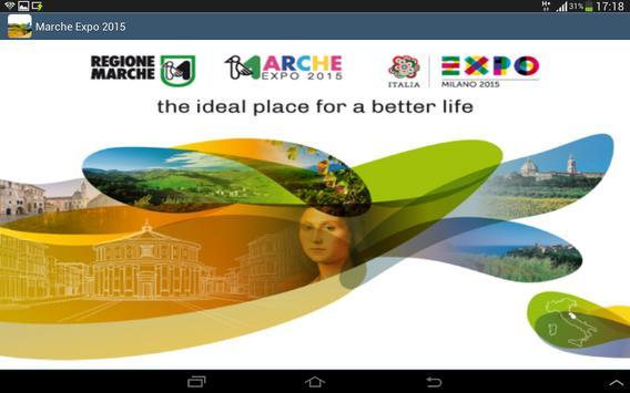 Marche EXPO 2015 apk screenshot