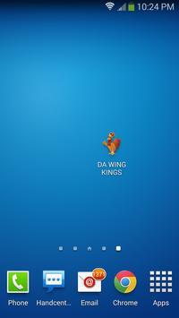 DA WING KINGS apk screenshot