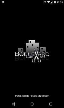 Boulevard Hair and Spa poster