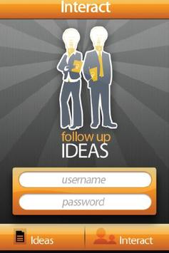 Follow Up Ideas apk screenshot