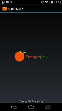 Orangepay Mobile Manager poster