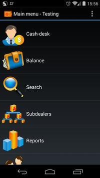Orangepay Mobile Manager apk screenshot
