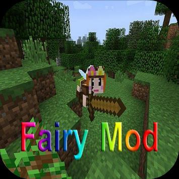 Fairy Mod Minecraft poster