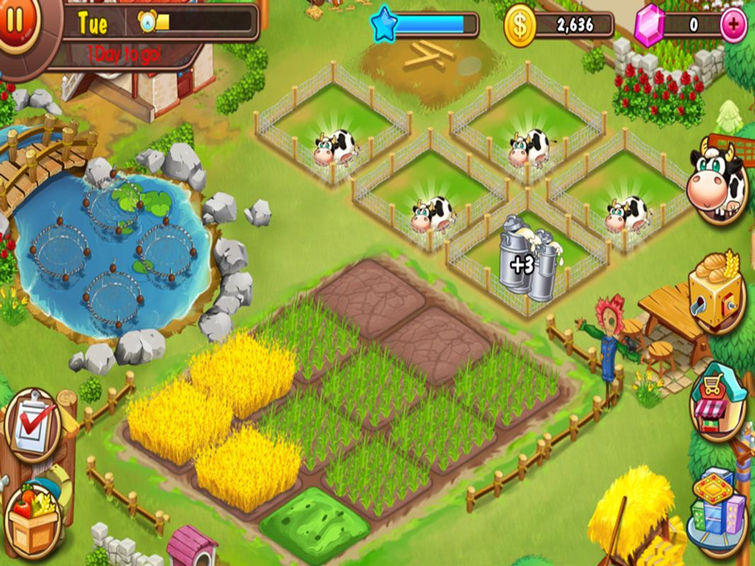 Farm games for android apk