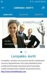 Lompakko (Beta version) apk screenshot