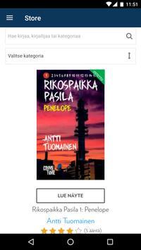 Elisa Kirja apk screenshot