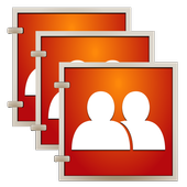 Shared Contact List icon