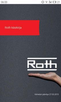 Roth käsikirja poster
