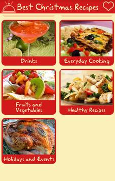 Christmas Recipe Cookbook Free poster