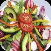 Recipes Salads icon