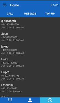 VoipCaptain apk screenshot