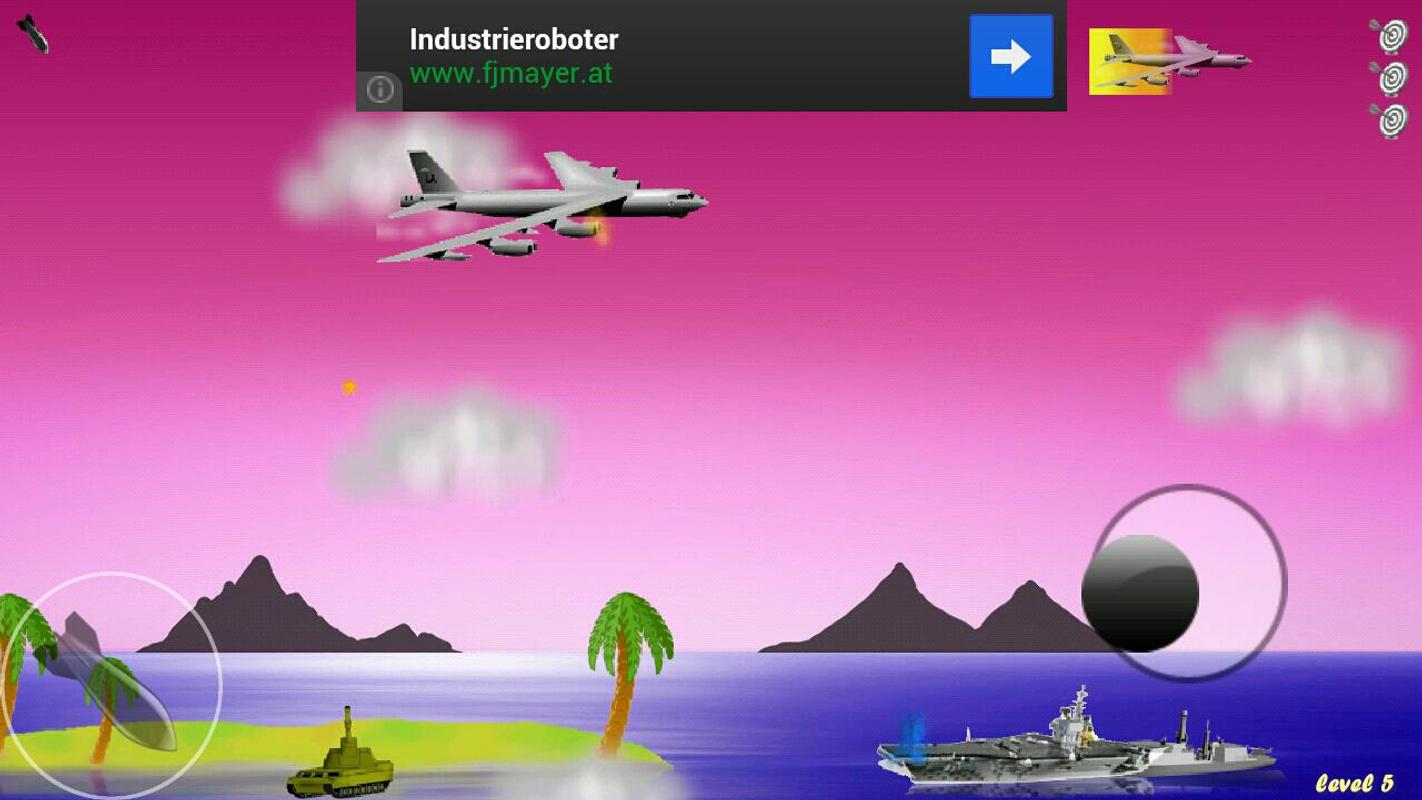 B-52 Bomber APK Download - Free Arcade GAME for Android ...