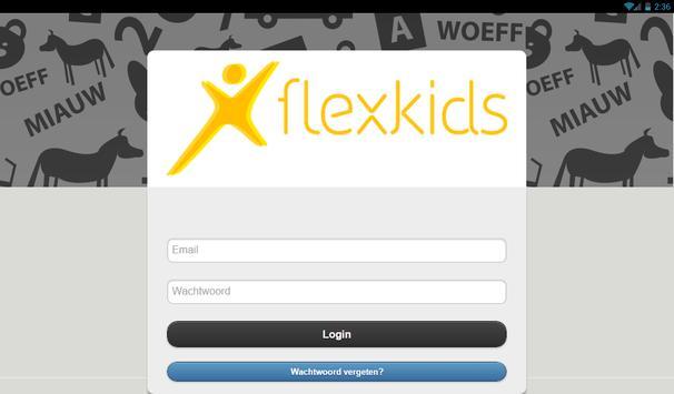 Flexkids apk screenshot