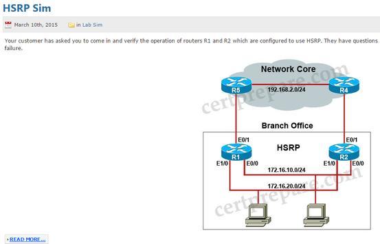 CCNP Troubleshooting Dump apk screenshot