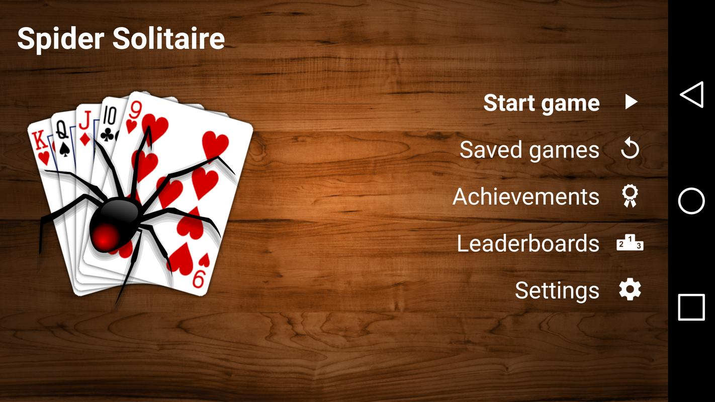 how to play the card game spider solitaire