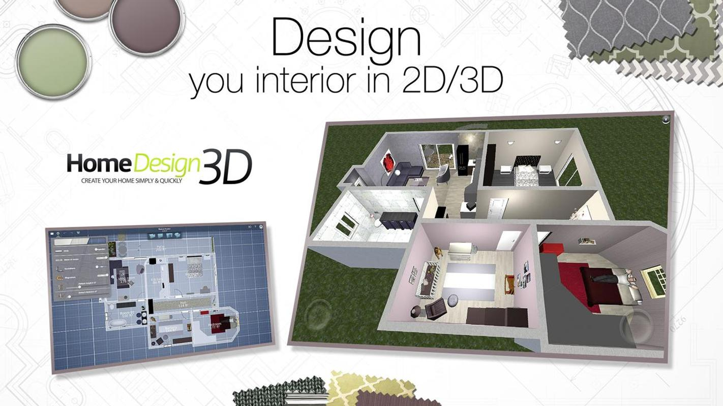 Home design 3d apk download free lifestyle app for for Home design 3d gratis italiano