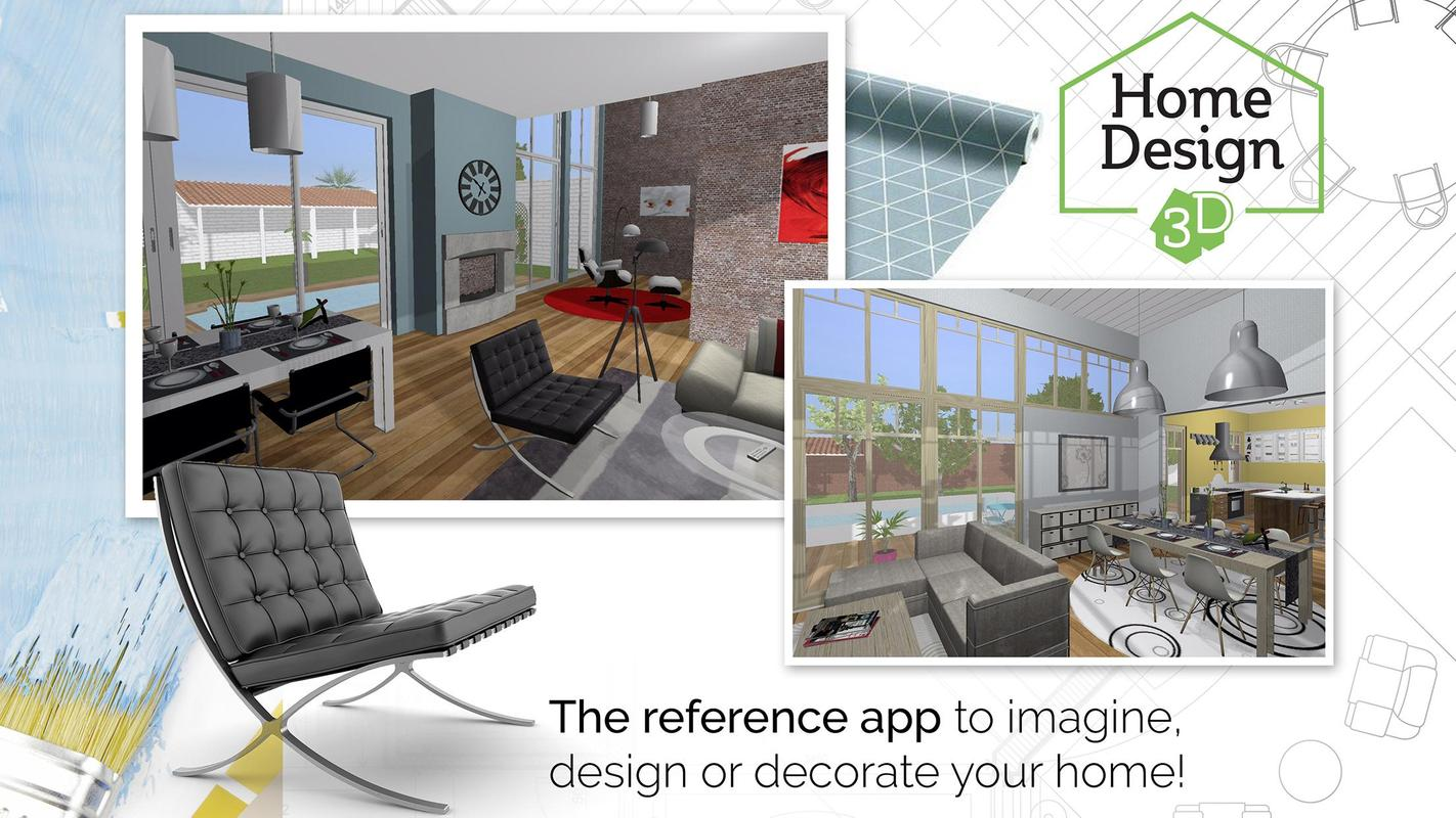Home design 3d freemium apk download free lifestyle for House blueprint app
