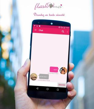 FLASHSURMOI - DATING apk screenshot