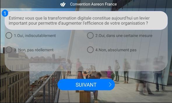 Aareon France Convention 2016 apk screenshot