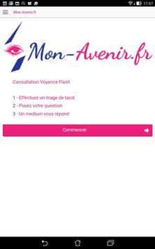 Voyance & Tirage de tarot apk screenshot