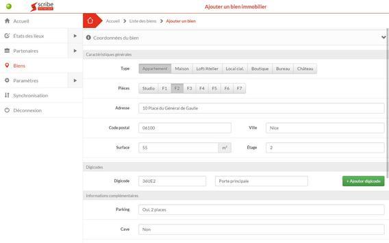 Scribe apk screenshot