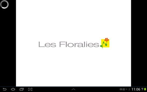 ESPACIL - Les Floralies poster