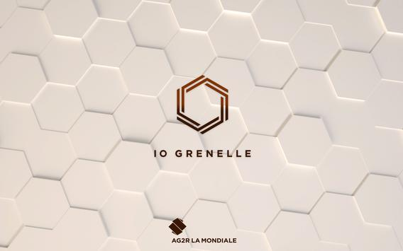 10 Grenelle poster
