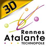 Rennes Atalante 3D icon