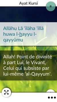 Ayat Al-Kursî, islam, coran apk screenshot