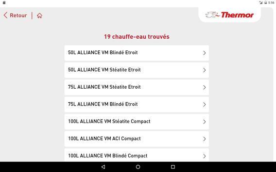 Chauffe Eau apk screenshot