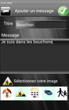 Clic SMS apk screenshot