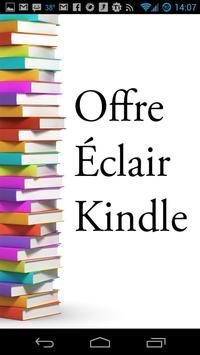 Offres Éclair Kindle poster
