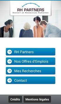 RH Partners poster