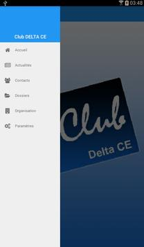 CLUB DELTA CE apk screenshot