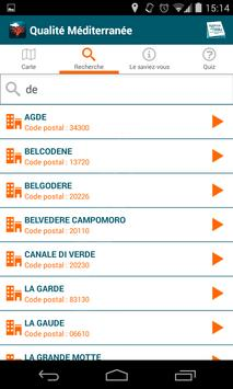 Qualité Méditerranée apk screenshot