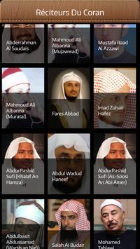 Quran: More than 70 reciters apk screenshot