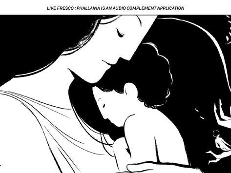 Fresco Live :Phallaina apk screenshot