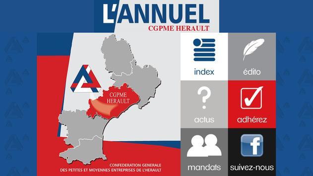 L'ANNUEL CGPME34 apk screenshot