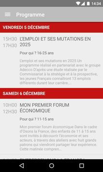 Osons la France 2014 poster